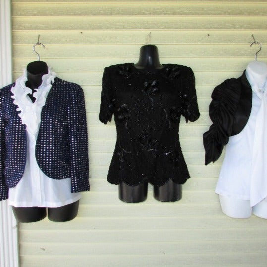3 Moda International Blazer Blouse S