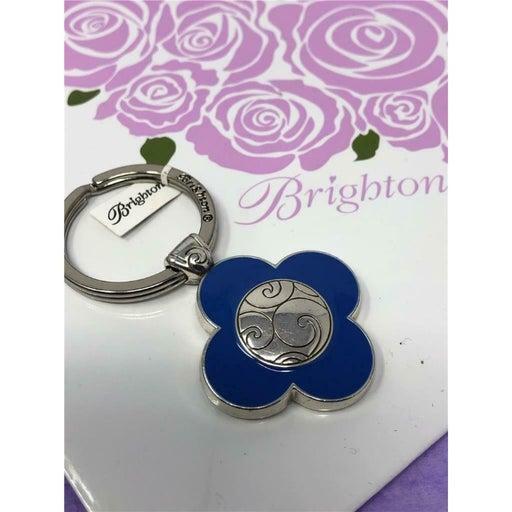 Brighton Newberry Key fob   blue /silver  $30