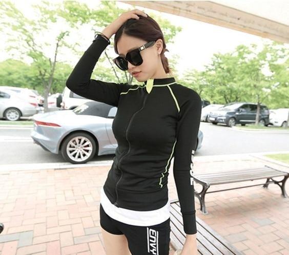New, Breathable Sportswear Women T Shirt