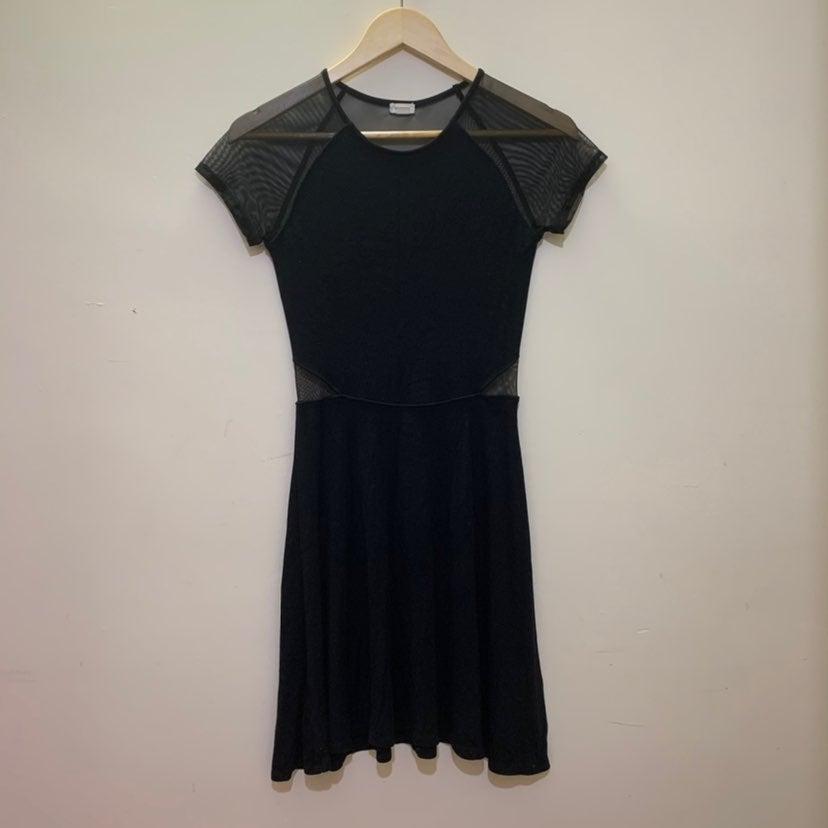 Garage Black Dress