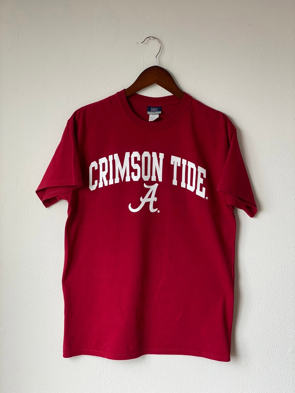 Alabama Crimson Tide Shirt Sz M