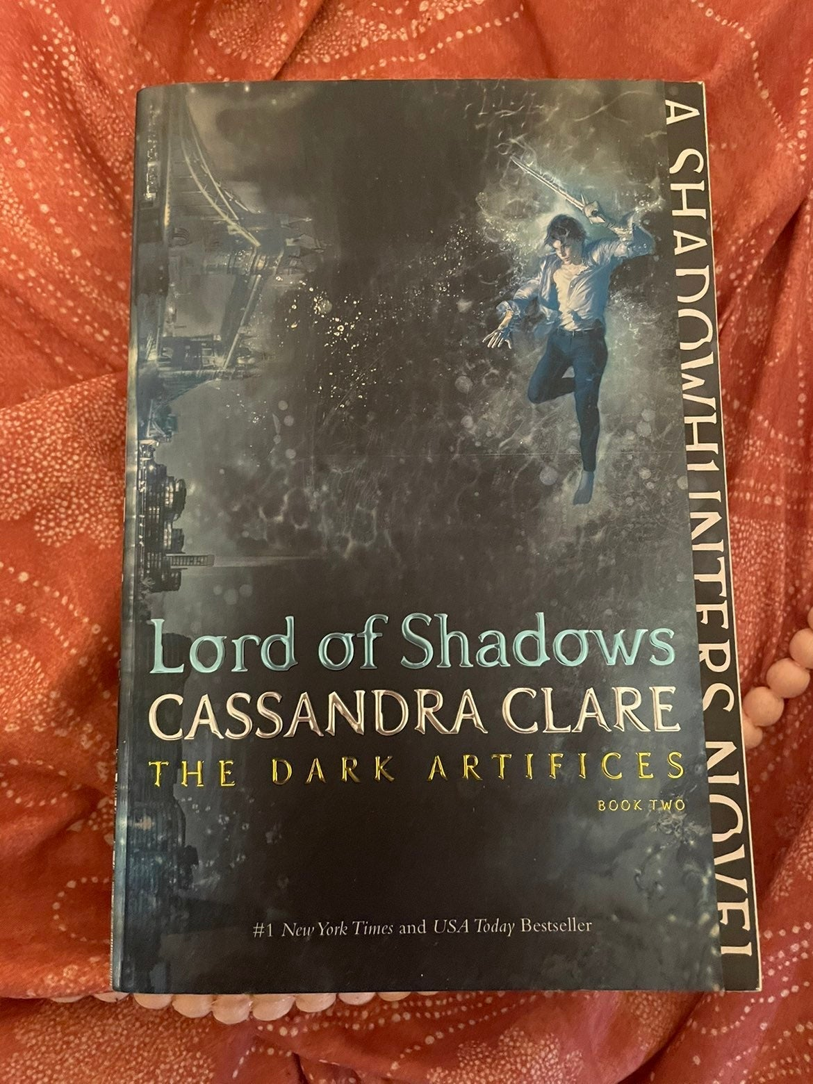 Lord of Shadows by Cassandra Clare (The
