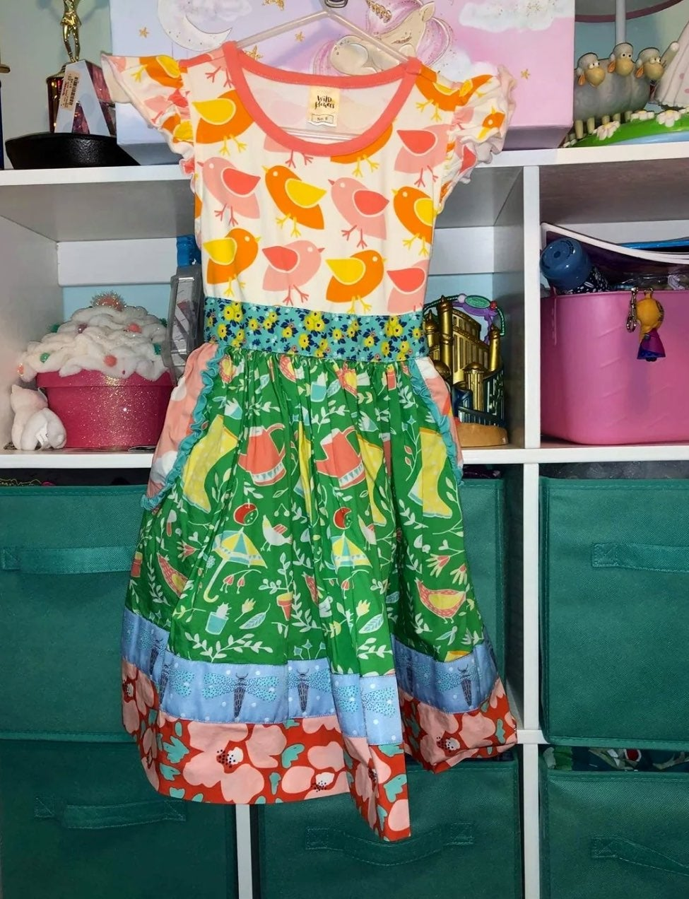Wildflowers Matilda jane Dress size 6