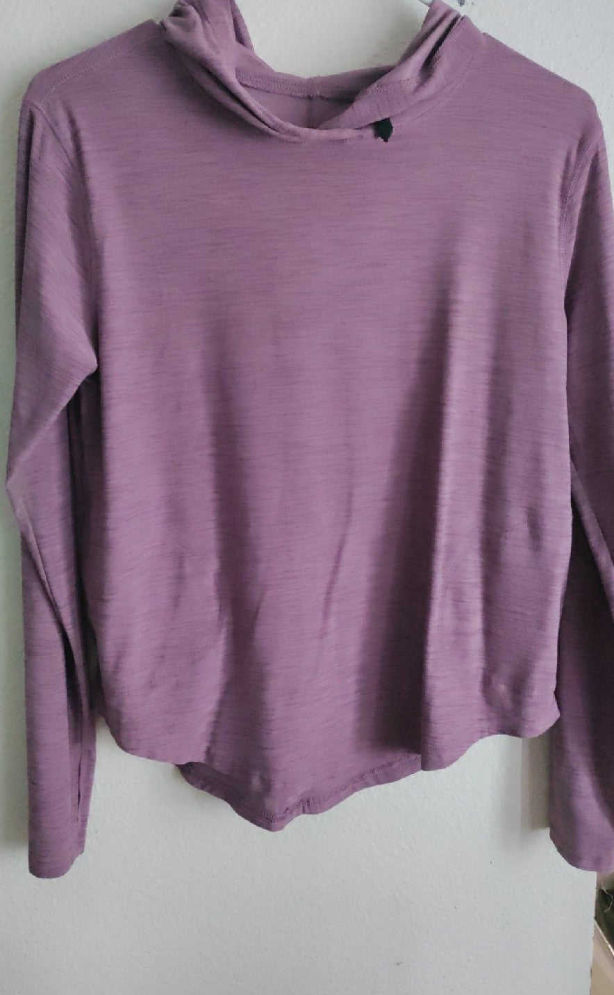 junior long sleeve hoodie shirt xs