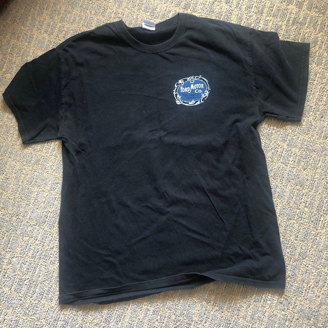 Vintage FORD MOTORS CO unisex T-shirt