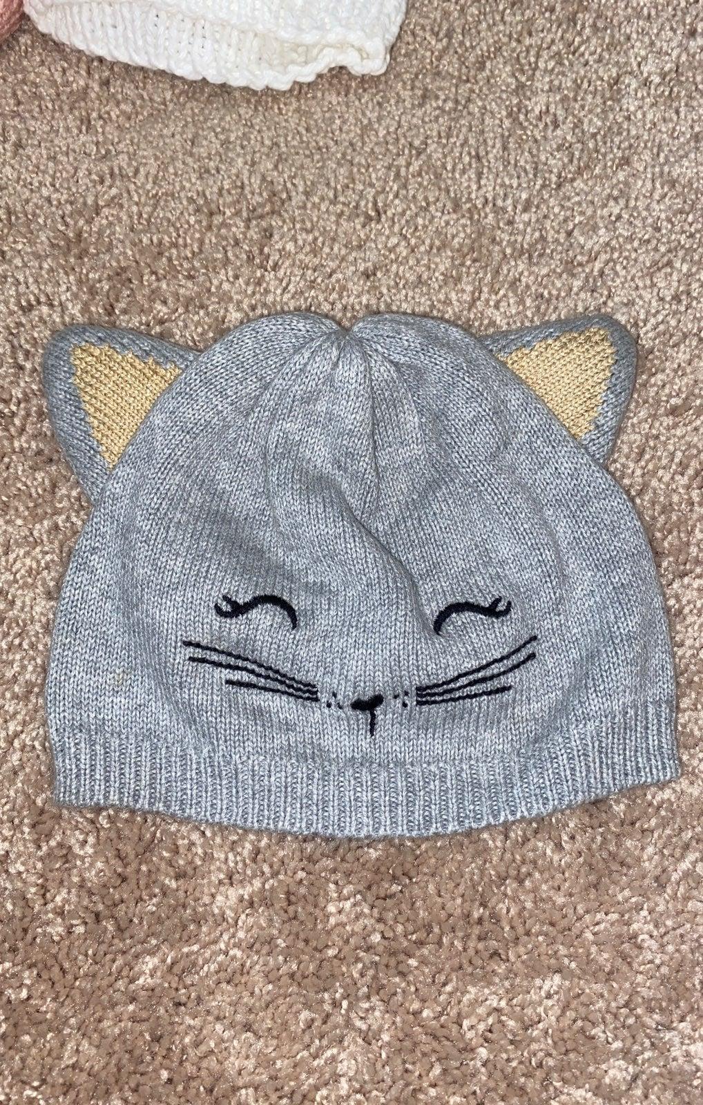 Gymboree Kitty Hat 12-24 months