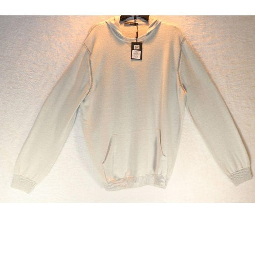 Bugatchi Mens Long Sleeve Hooded Sweater