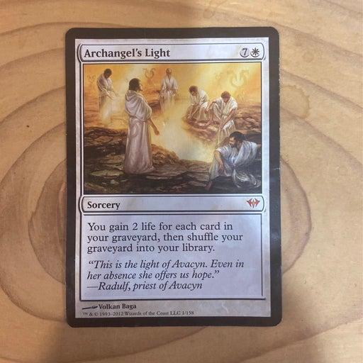 Magic: The Gathering Archangel's Light