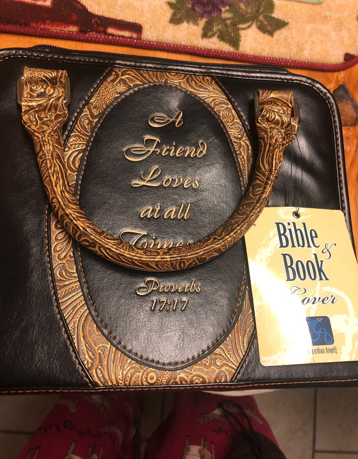 Bible and book covers