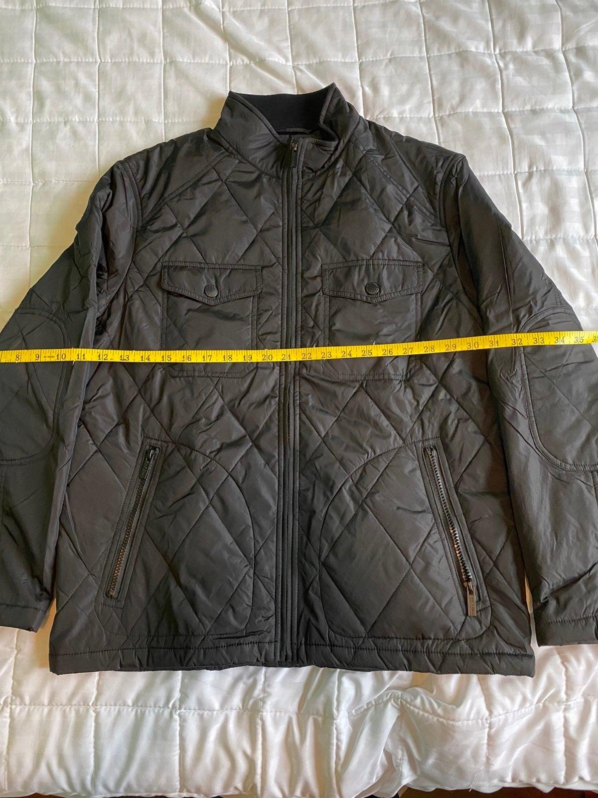 Buffalo David Bitton Black Jacket Sz M