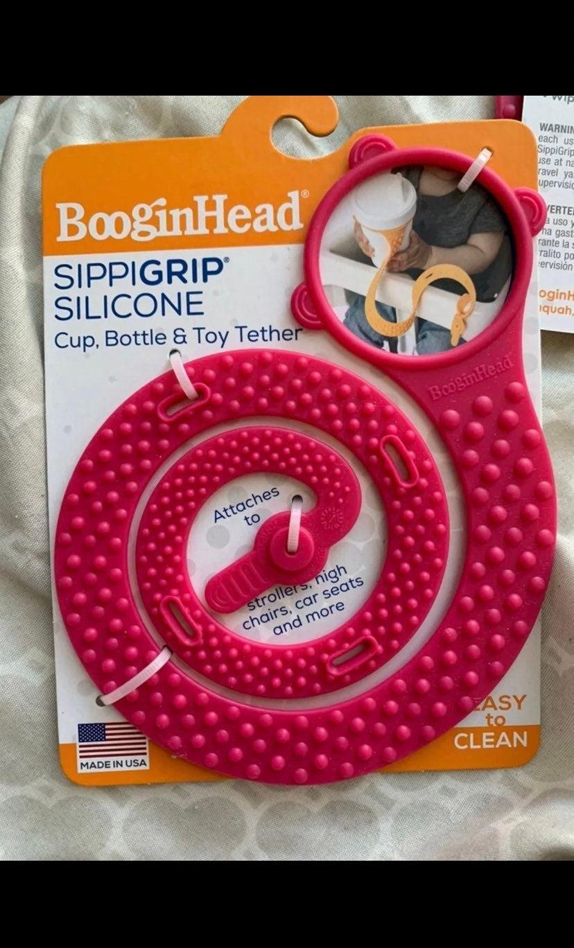 Booginhead sippi grip (2 pack for kimake