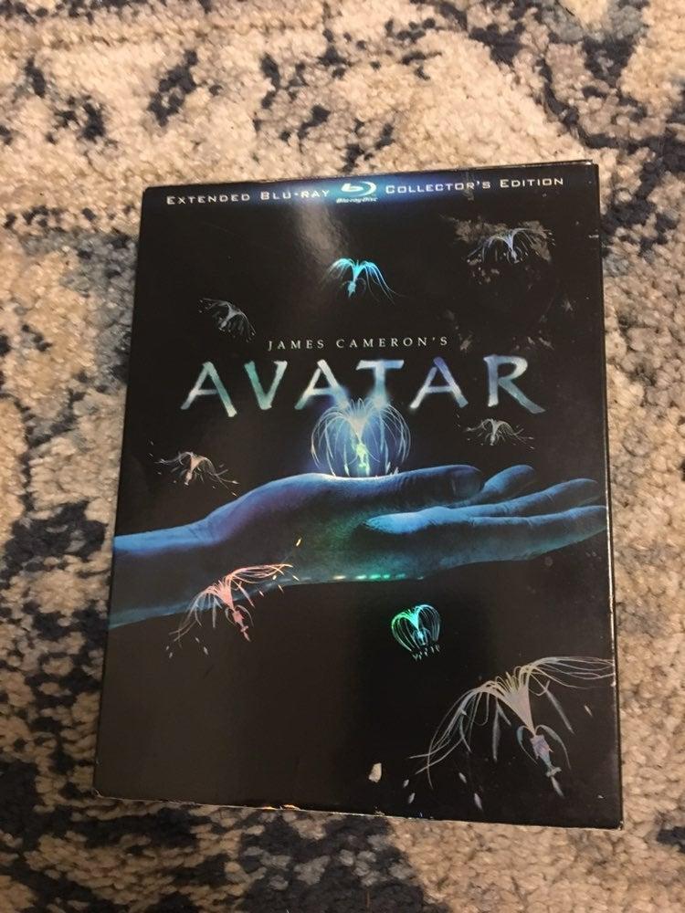 Avatar Blu-Ray Collector's Ed. Box Set