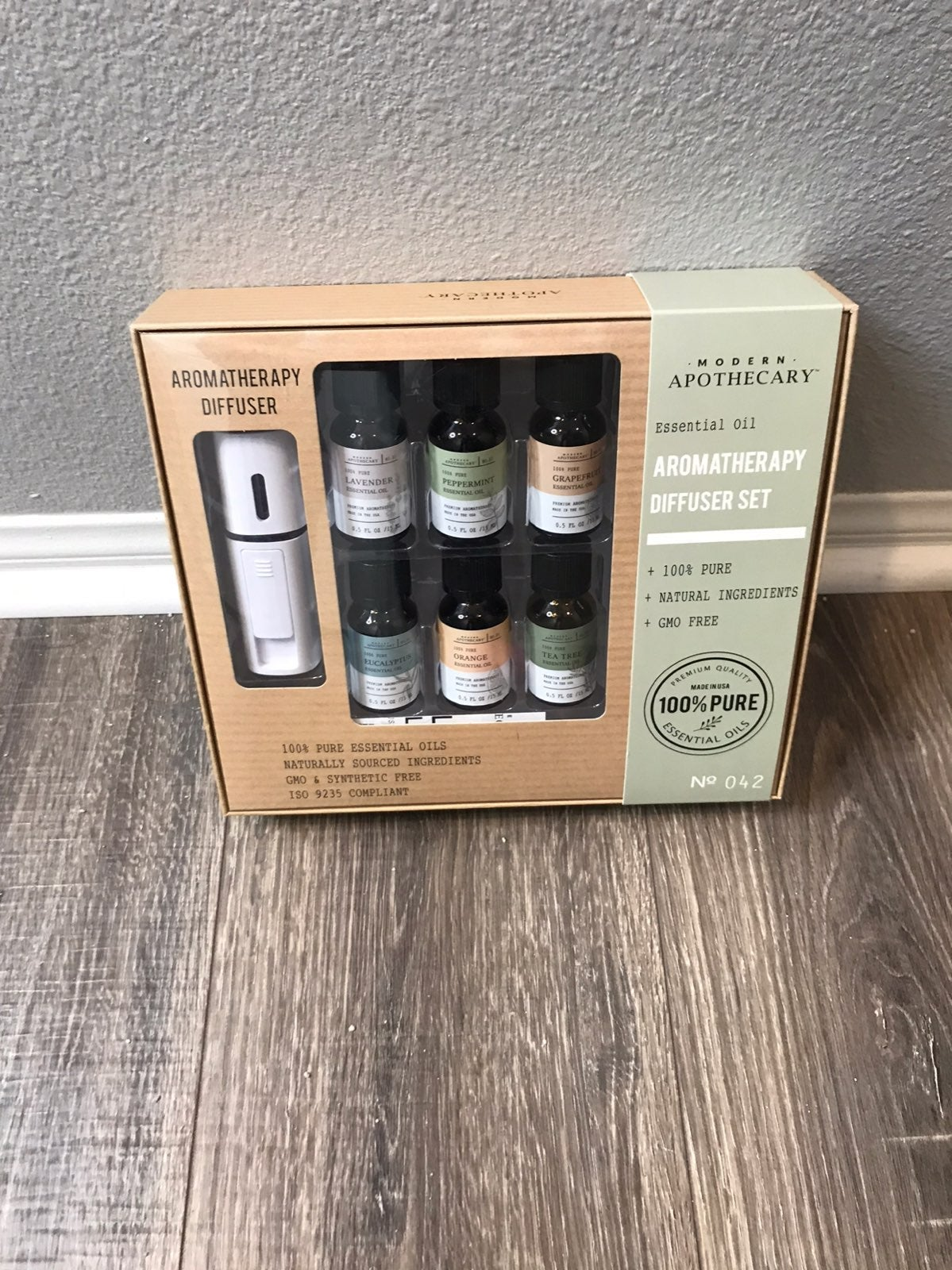 Aromatherapy diffuser essential oils cal