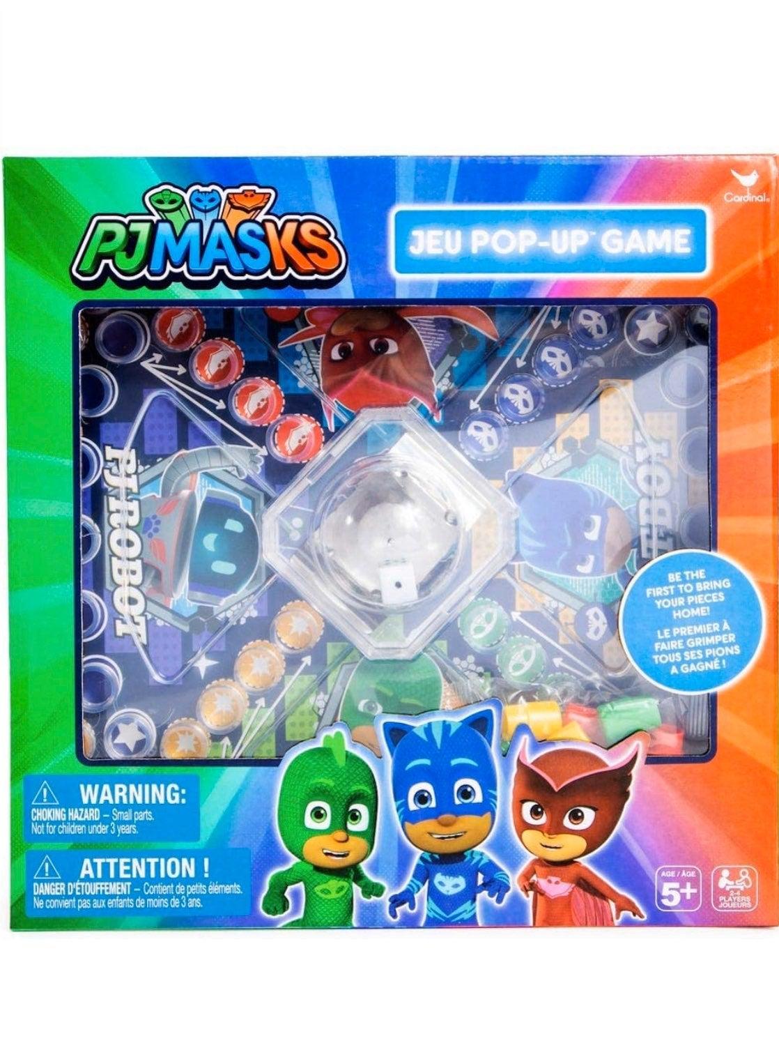 PJ Masks Pop-Up Board Game NEW!