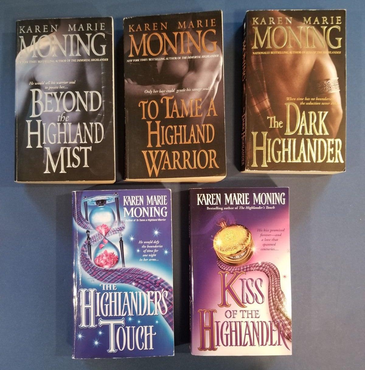 Karen Marie Moning Novels