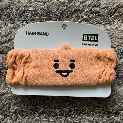 LAST CHANCE bt21 shooky skincare headband
