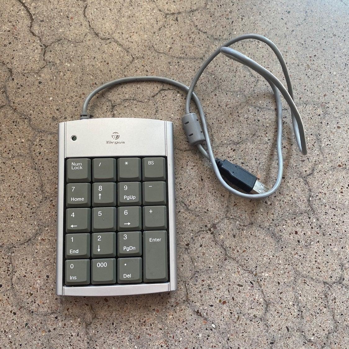 Targus • 10 Key USB Number Pad • Office