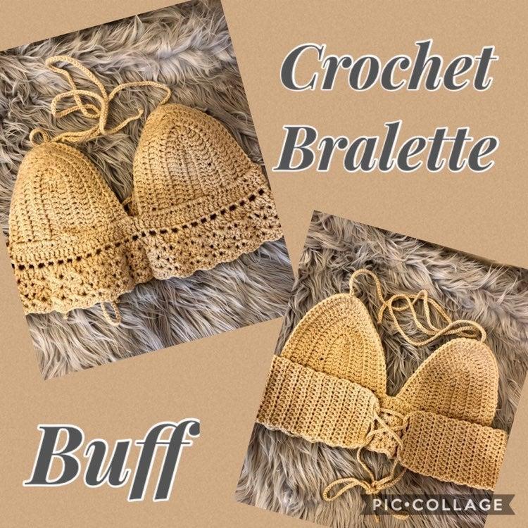 Crochet Bralette
