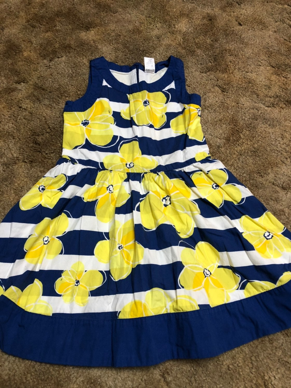 Gymboree Pocketful of Sunshine Dress 7