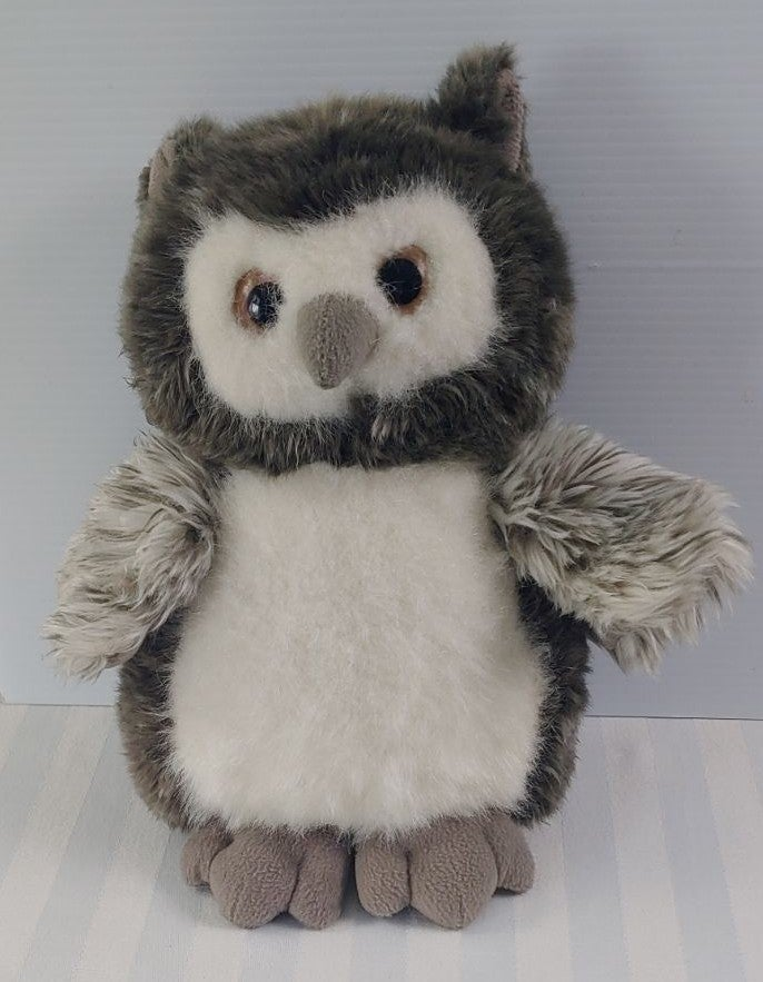Toys R Us Owl Plush 2010 Stuffed Animal