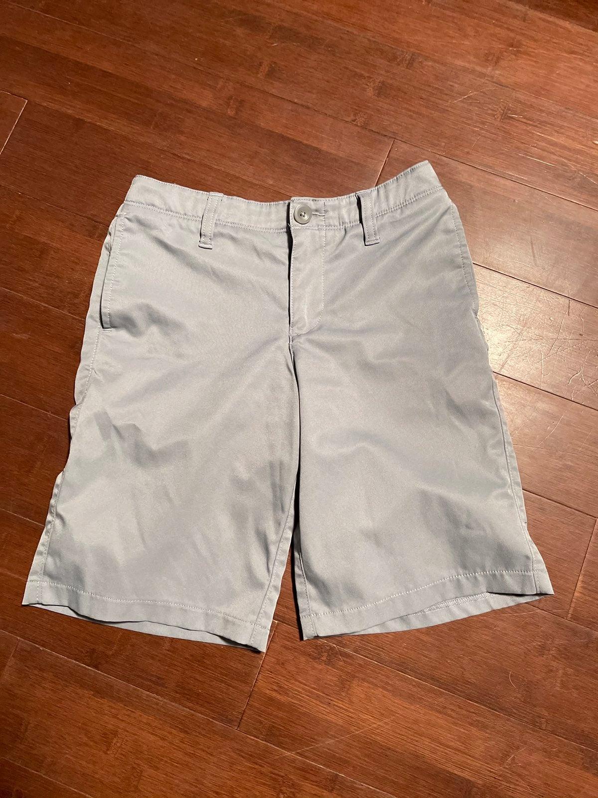 Under Armour grey shorts 10