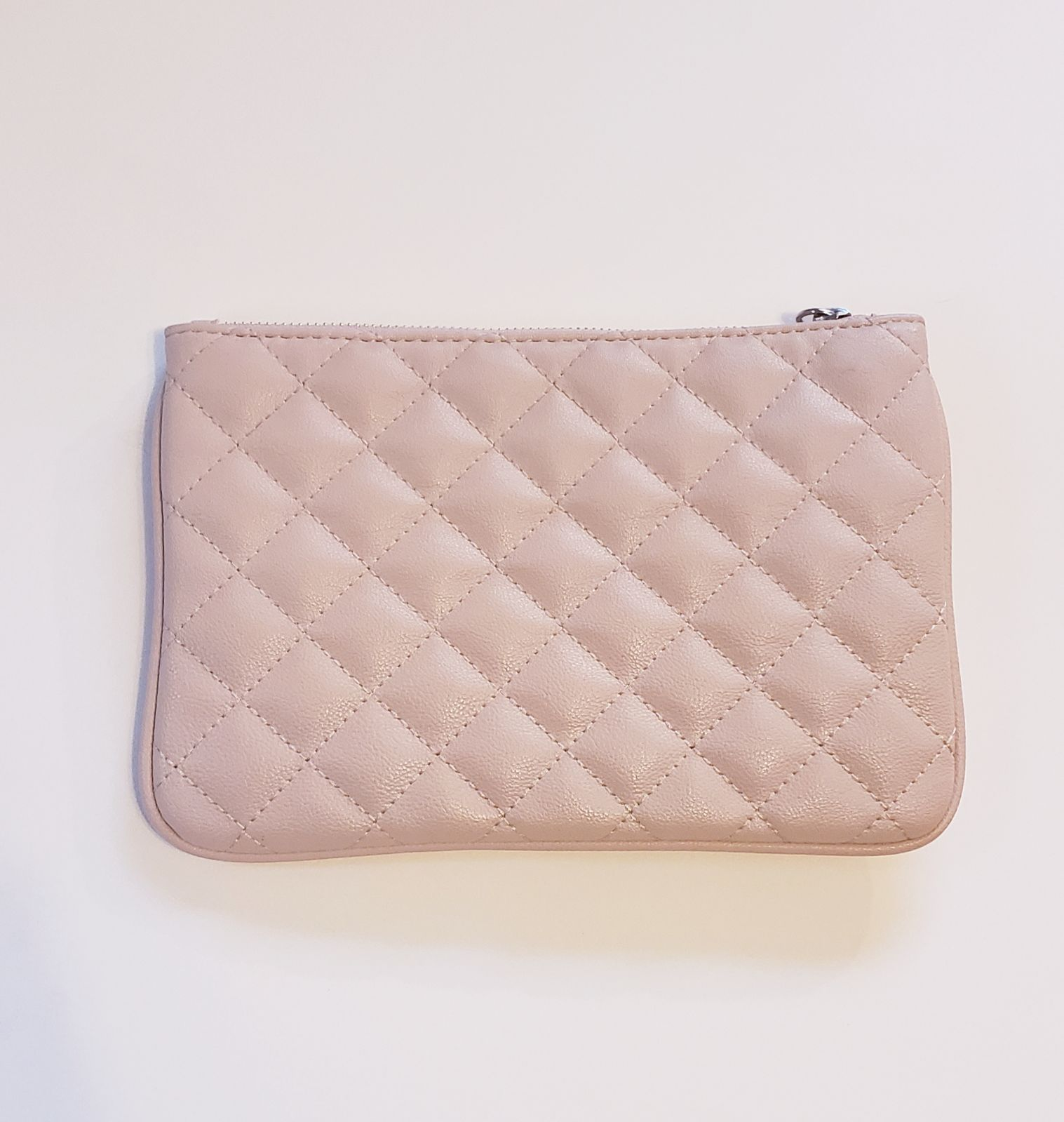 Express Cosmetics Bag Light Pink