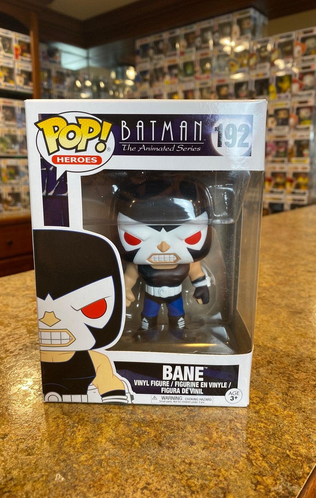 Funko Pop Bane 192 Batman Heroes