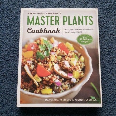 Master Plants Cookbook Healing Superfood