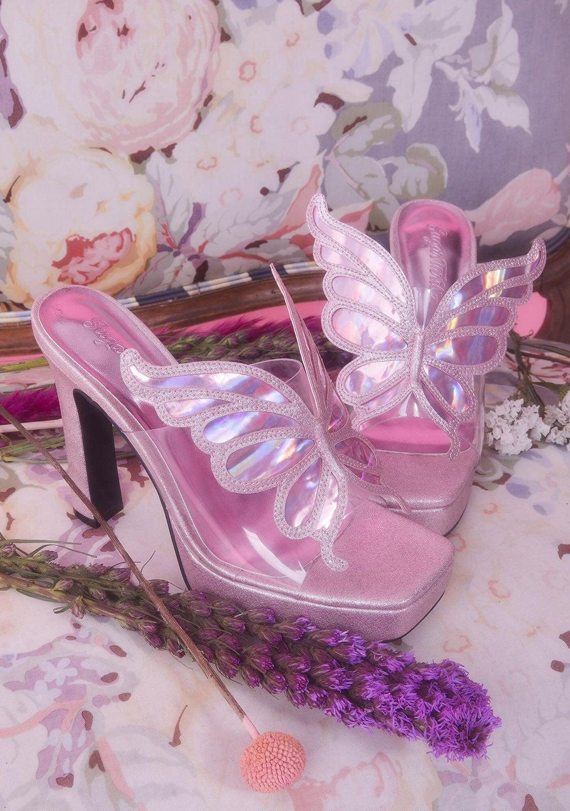 Sugar Thrillz Majestic Pixie Heels