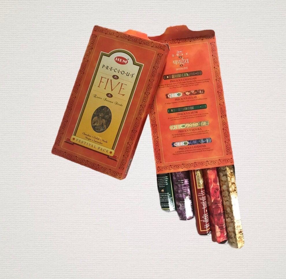 100 Exotic Precious Incense Sticks