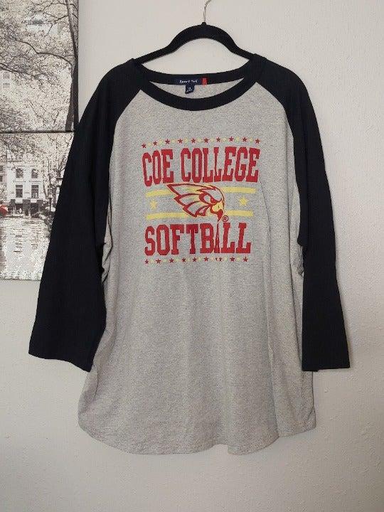 Coe College Softball Cedar Rapids XL