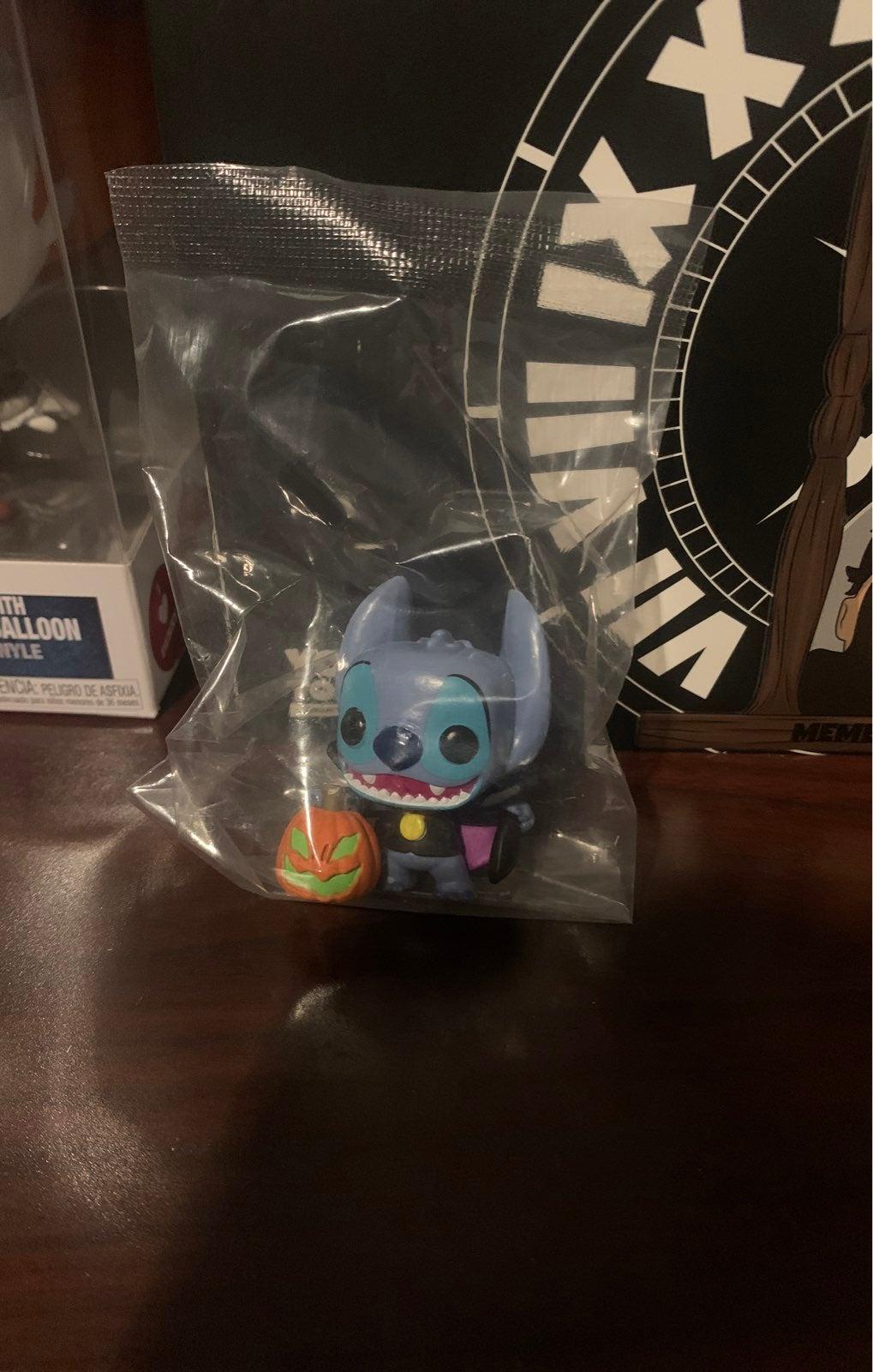 Stitch halloween figure only. No box