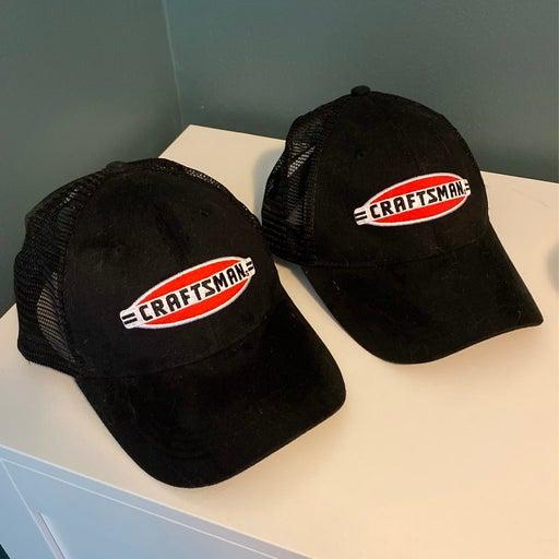 Craftsman trucker hat bundle