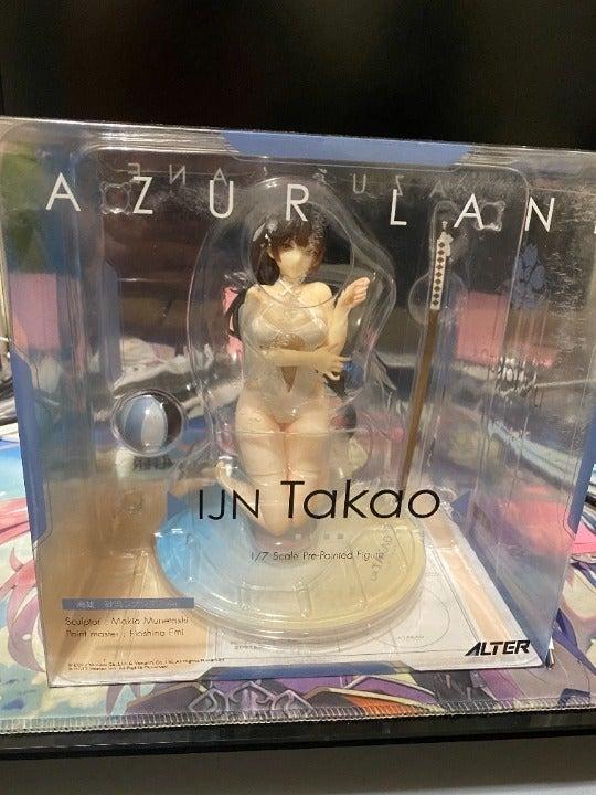 Azur Lane Takao 1/7 Beach Rhapsody Alter