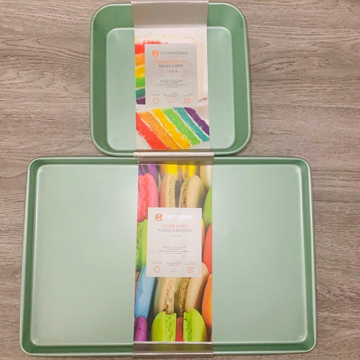 Masterclass Baking Tray Pan Set