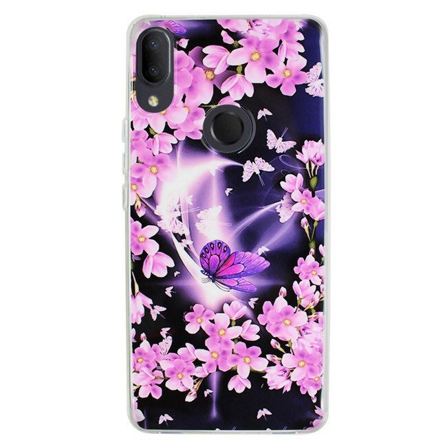 Galaxy A10E Butterfly Design