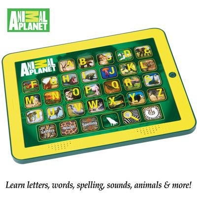 Animal Planet Educational Toy Tablet