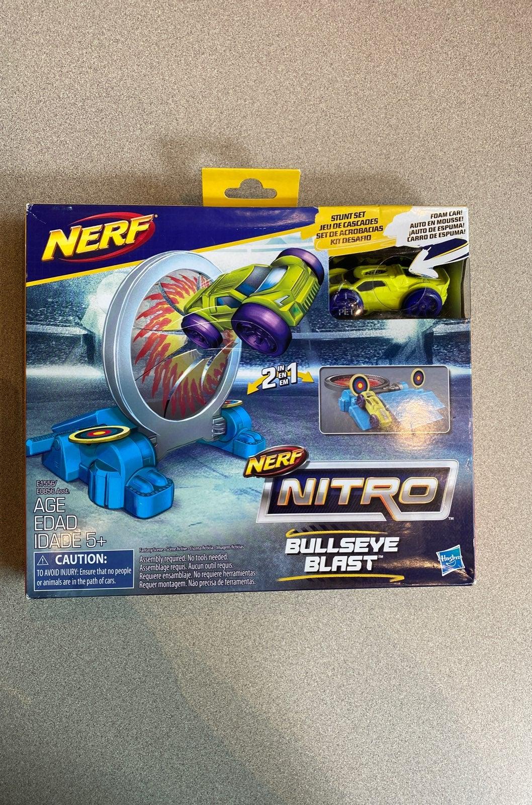 Nerf Nitro Stunt Set-New