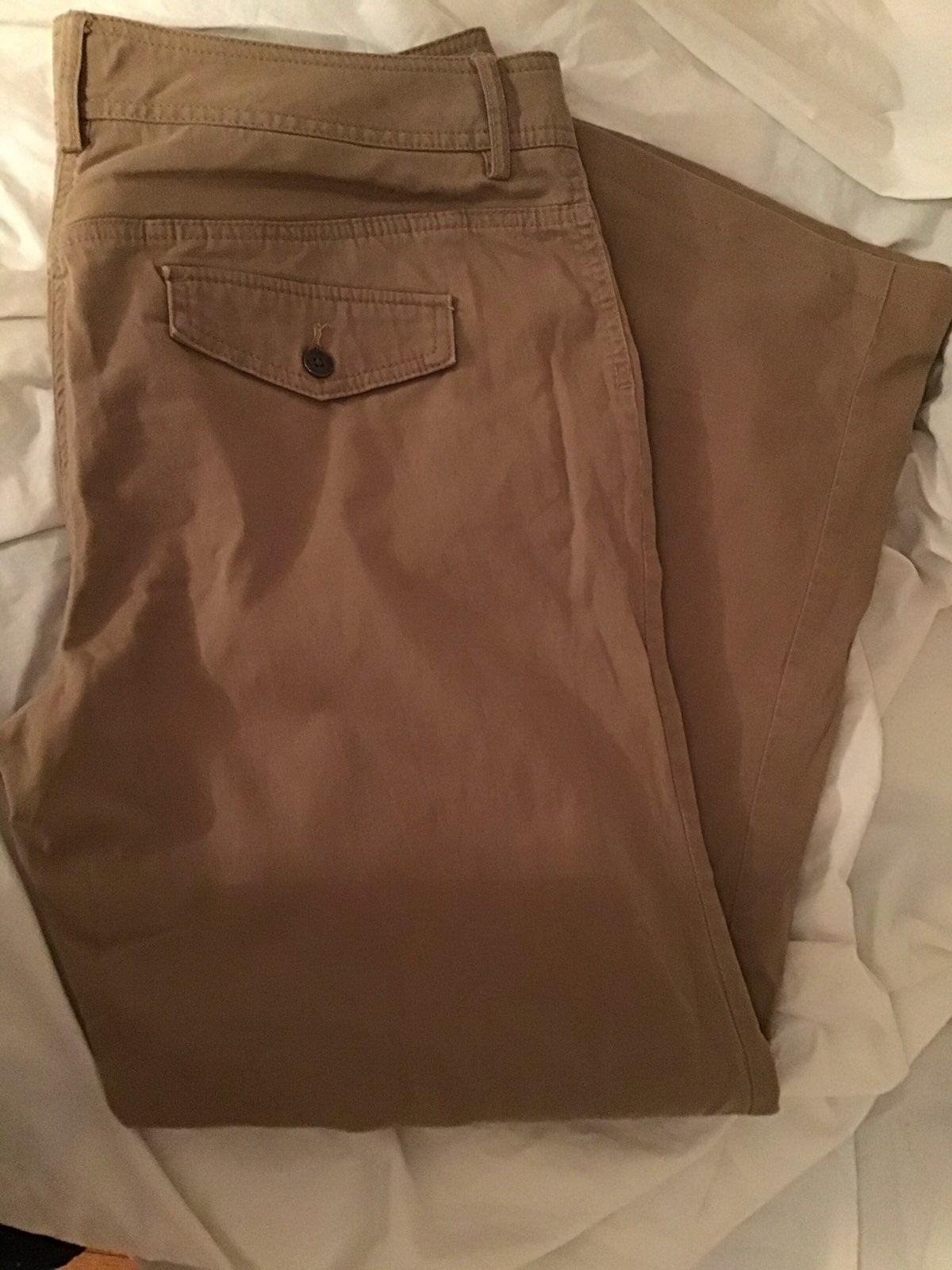 Tommy Hilfiger Khaki Pants Misses 12S