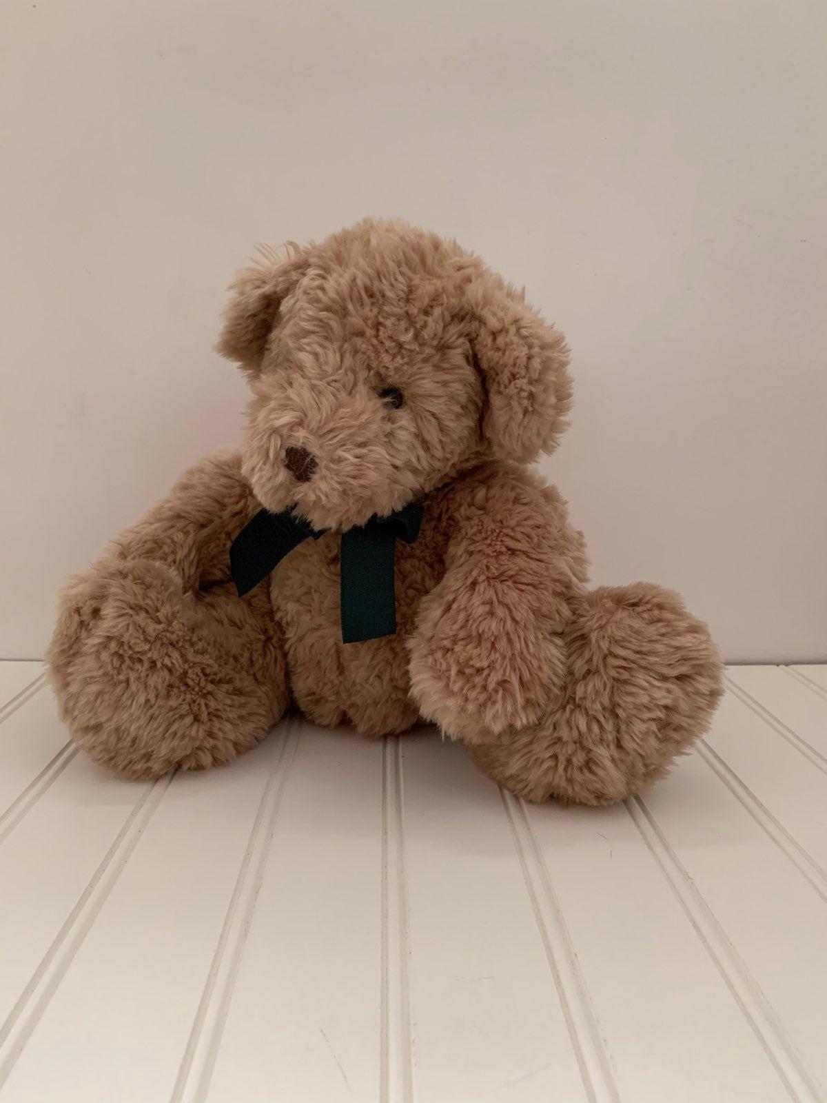 """Russ Dexter Teddy Bear Brown 9"""""""