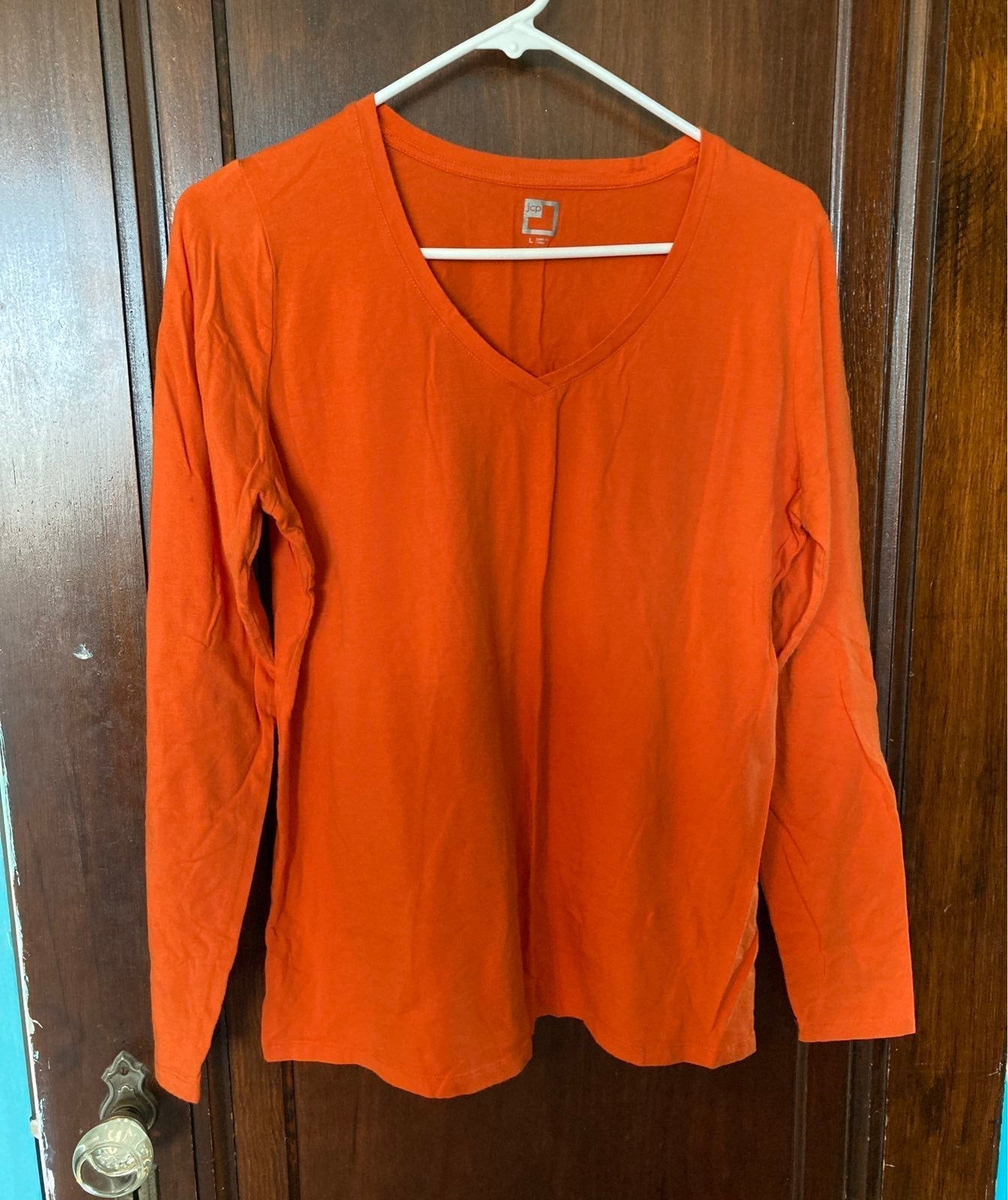 Long Sleeve T-Shirt. Size Large
