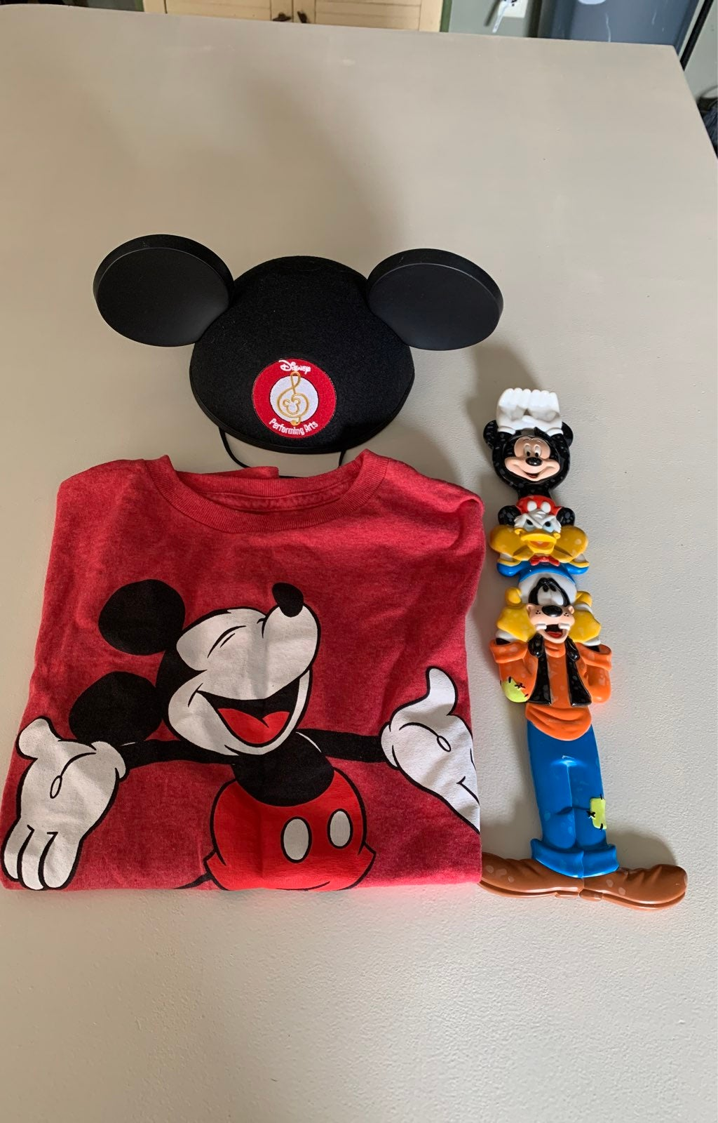 Disney mickey mouse bundle with ear hat