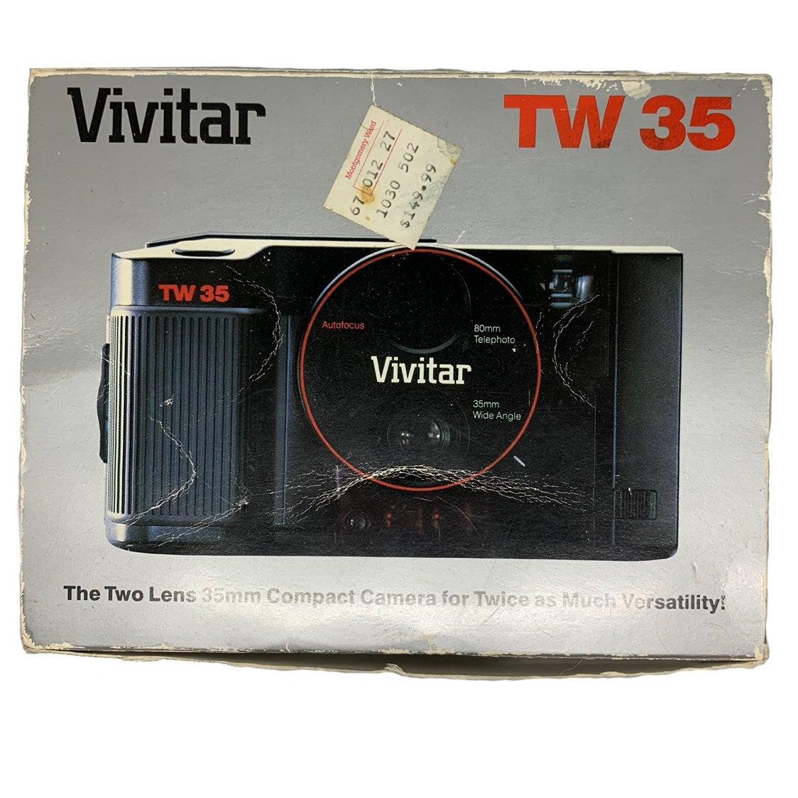 Vivitar TW 35 w/box and strap