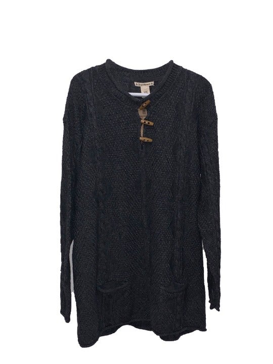 Ruff Hewn Cable Knit Sweater, NWT