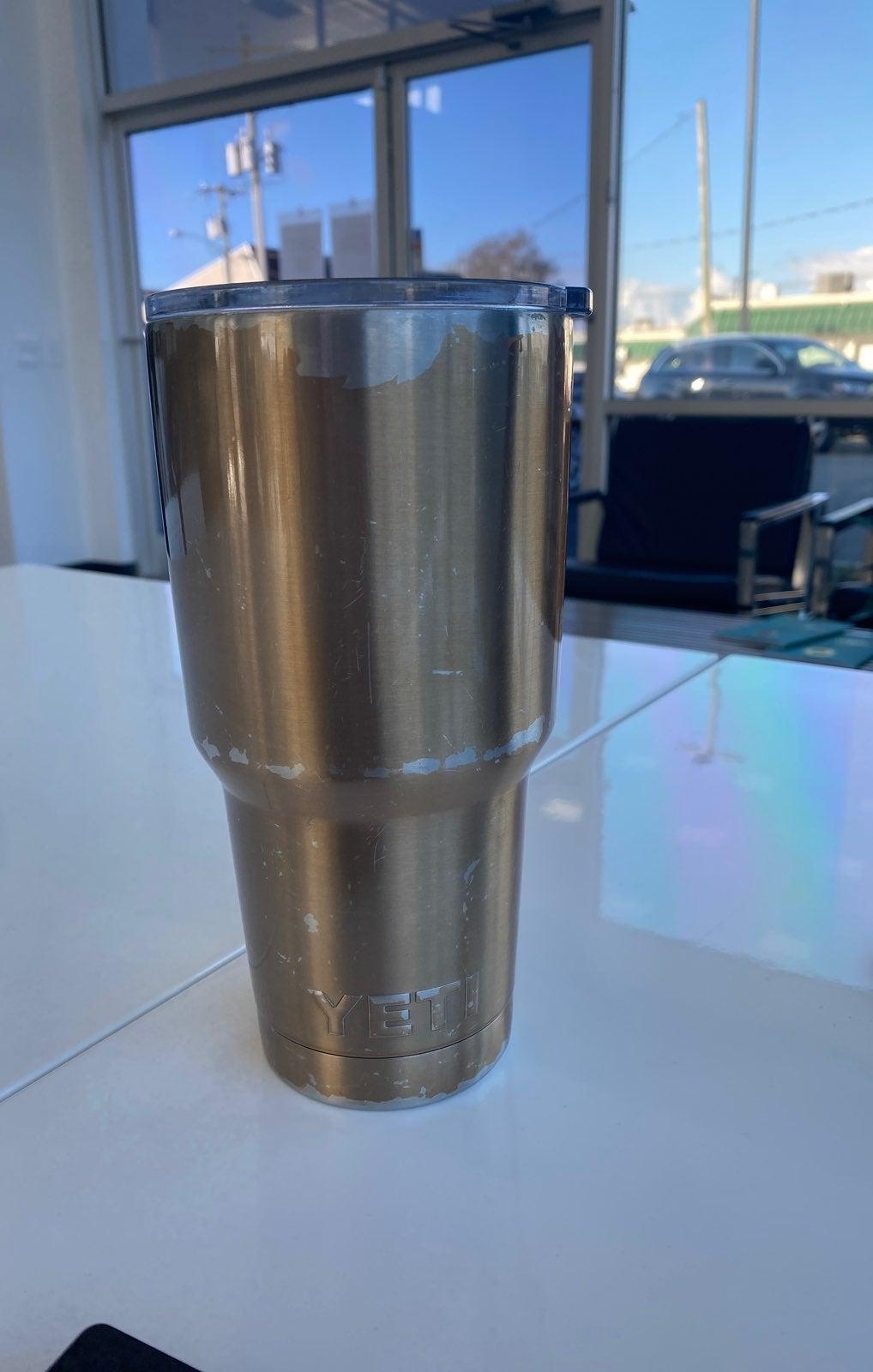 Yeti 30oz coffee mug