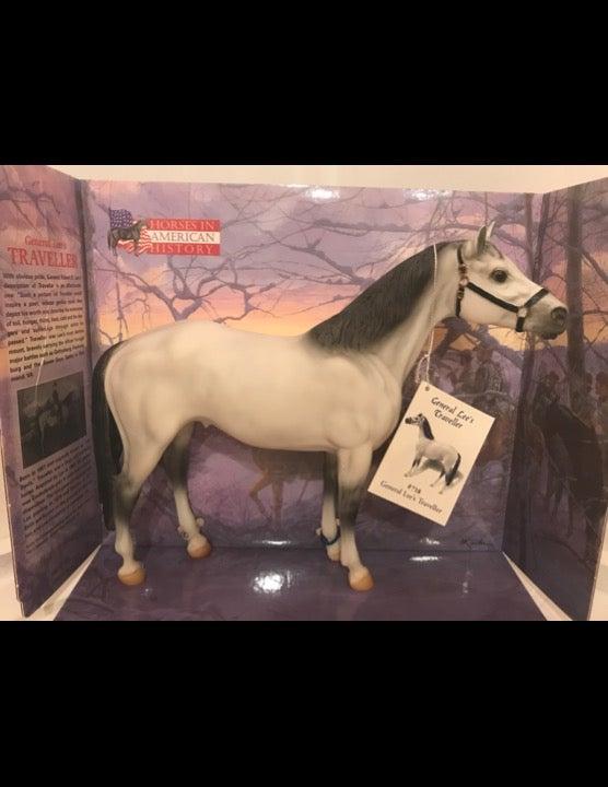 Breyer Horse General Lee's Traveller 718