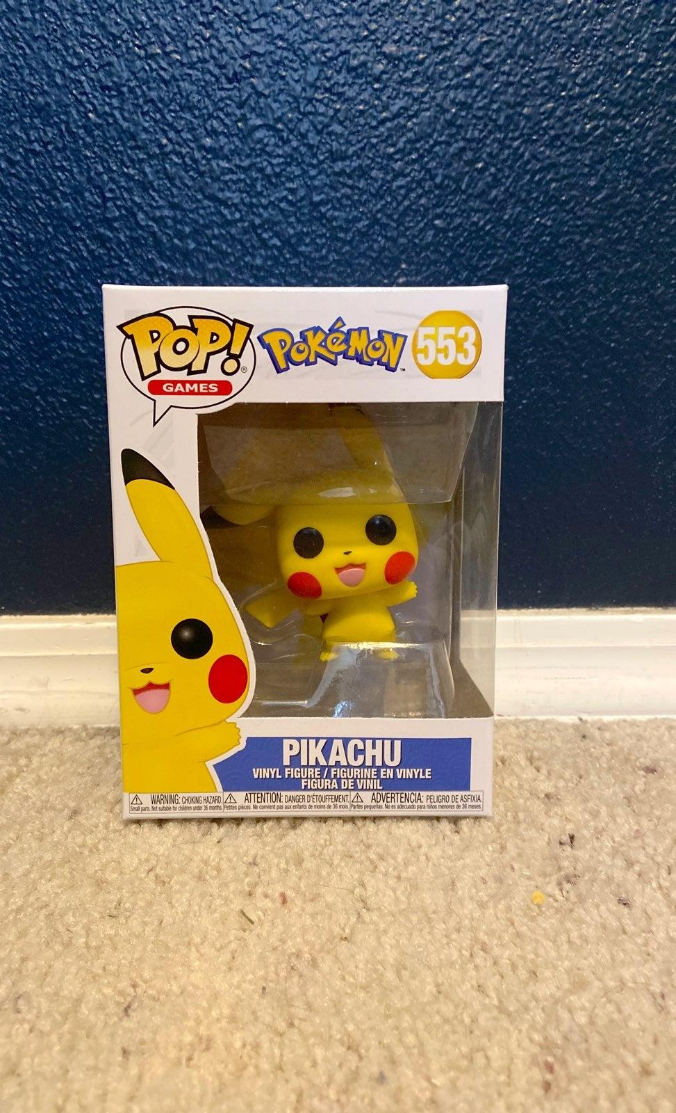 Pikachu Funko Pop! #553