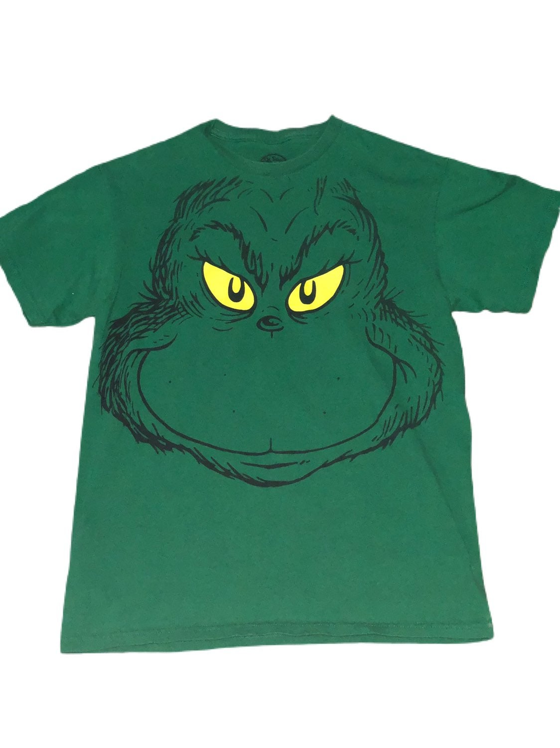 Vintage Dr Suess The Grinch Tee