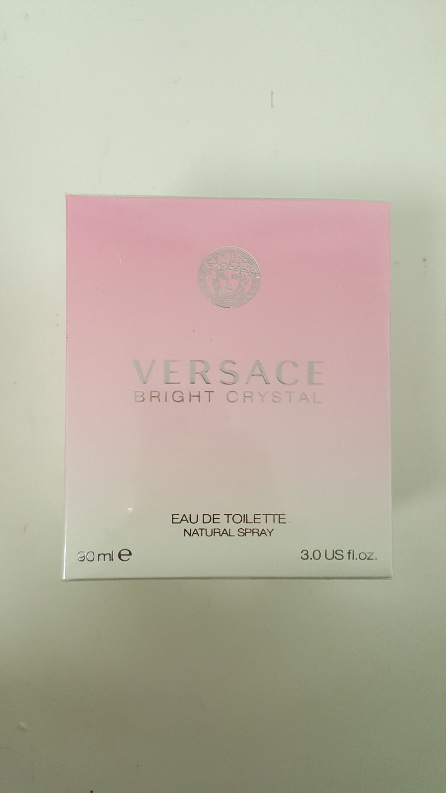 Versace Bright Crystal Perfume 3 Oz