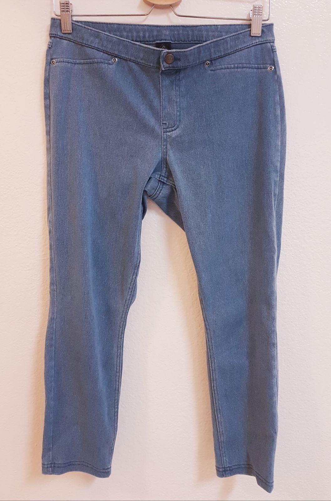 HUE short stretchy legging jean